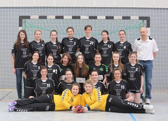 1. Kreisliga (Frauen): TV Sinsheim – TV Eppelheim 18:23