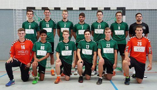 A-Jugend (männlich) Landesliga:  ASG TSG Eintracht Plankstadt/TV Eppelheim – SG Horan    36:32