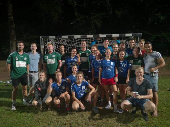 Hossa 2018 – ein Handballepos in drei Akten