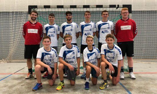 2. Bezirksliga (männliche B-Jugend): Meisterschaftsbericht