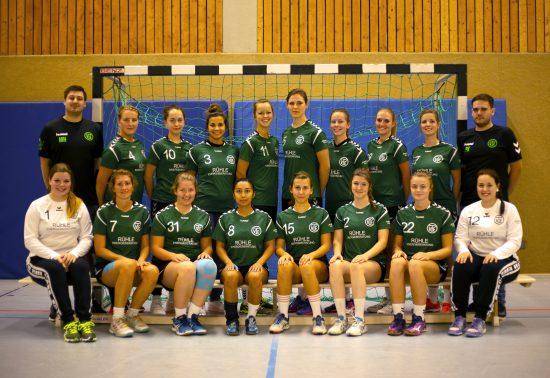 1.Kreisliga (Frauen): TV Eppelheim – SG Walldorf Astoria II 37:13