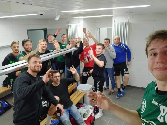 1. Kreisliga (Männer): SC Wilhelmsfeld – TV Eppelheim II 24:26