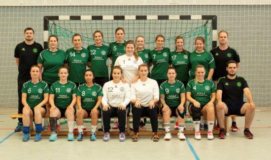 Landesliga (Frauen): TV Edingen – TV Eppelheim 29:27 (13:16)