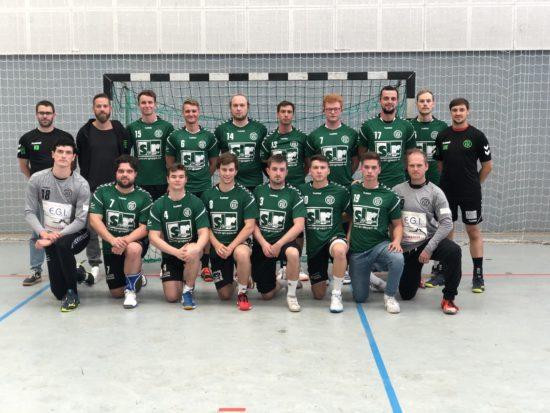 Landesliga (Männer): TV Eppelheim II – TV Hemsbach 33:30