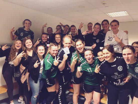 Landesliga (Frauen): TV Eppelheim – TSV Birkenau 3 25:20 (13:9)