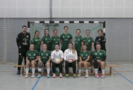 Landesliga (Frauen): TV Eppelheim – TSV Rot 2 25:27 (12:13)