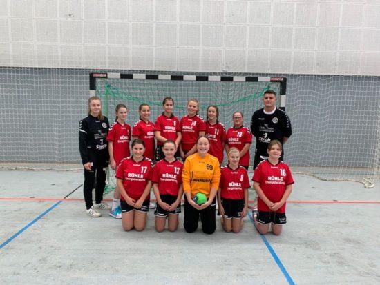 Weibliche C-Jugend: SG Vogelstang/ Viernheim – TV Eppelheim 18:23